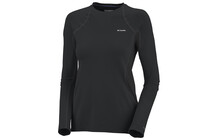 Columbia Women's Baselayer Midweight LS Top black